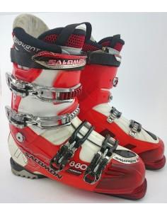 Buty narciarskie używane Salomon Mission 770 27,5cm