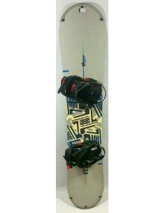 DESKA SNOWBOARDOWA BURTON CRUZER 164cm
