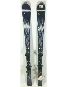 ATOMIC BALANZE 156 cm + XTL LADY 9