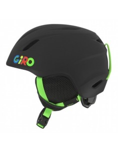 KASK GIRO LAUNCH XS 48,5-52 MAT BLACK