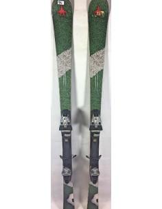 NARTY UŻYWANE KNEISSL 161cm (714)