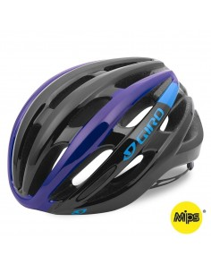 KASK GIRO FORAY MIPS BLK/BLUE PURPLE M 55-59cm