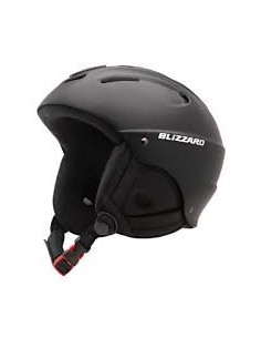 kask blizzard mega black matt