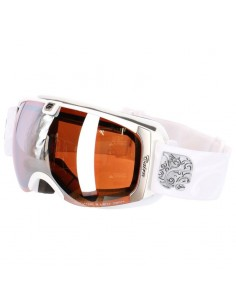 GOOGLE CARIM PEARL SPX 3000 białe