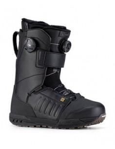 BUTY RIDE DEADBOLT BLACK roz.10.5 EU44