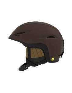 GIRO UNION MIPS BROWN M (55.5-59cm)