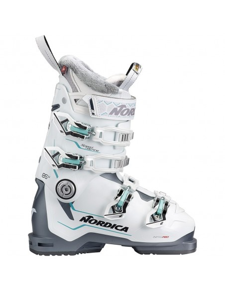 BUTY NORDICA SPEEDMACHINE 85W WHITE 2019