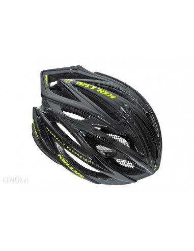KASK KELLYS ROCKET PURE BLACK S/M