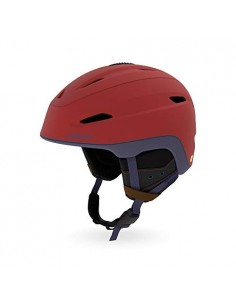 KASK GIRO ZONE MIPS RED M 55.5-59