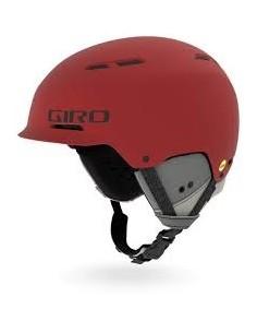 KASK GIRO TRIG RED MAT MIPS M 55,5-59cm