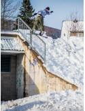 DESKA SNOWBOARDOWA RIDE KINK 151