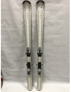 Narty używane Elan White Perla 158cm (N03)