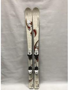 Narty używane Fischer KOA 73 160 cm (N13)