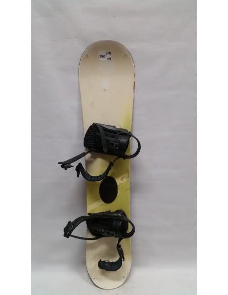 SNOWBOARD UŻYWANY K2 140 cm