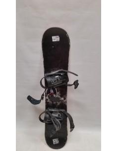 SNOWBOARD UŻYWANY K2 125 cm