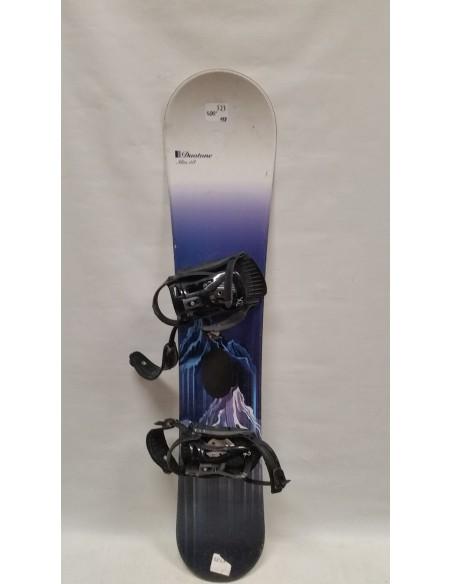 SNOWBOARD UŻYWANY DUOTONE 158 cm