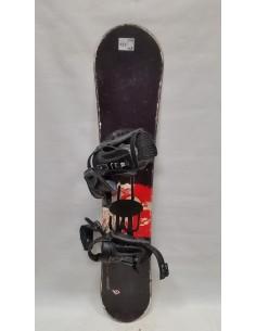 SNOWBOARD UŻYWANY K2 148 cm