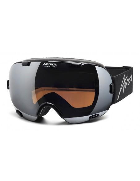 Gogle narciarskie męskie