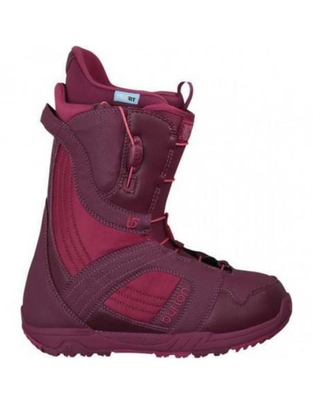 Buty snowboardowe damskie
