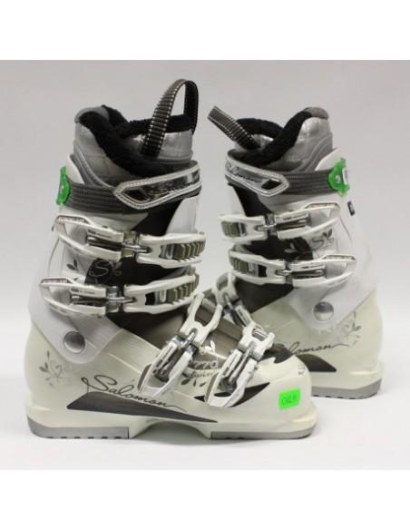 Buty narciarskie używane junior